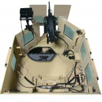 overview of gun turret
