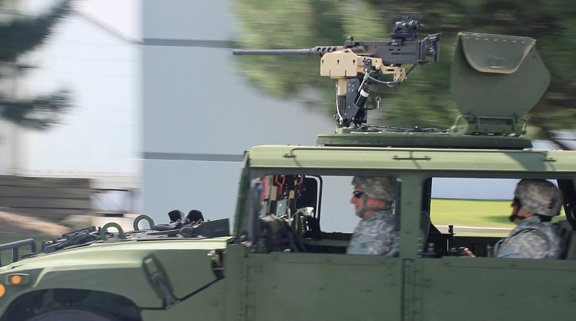 Tactical truck